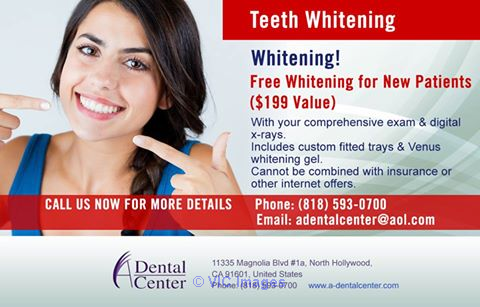 Teeth Whitening North Hollywood  Los Angeles, CA, US Classifieds