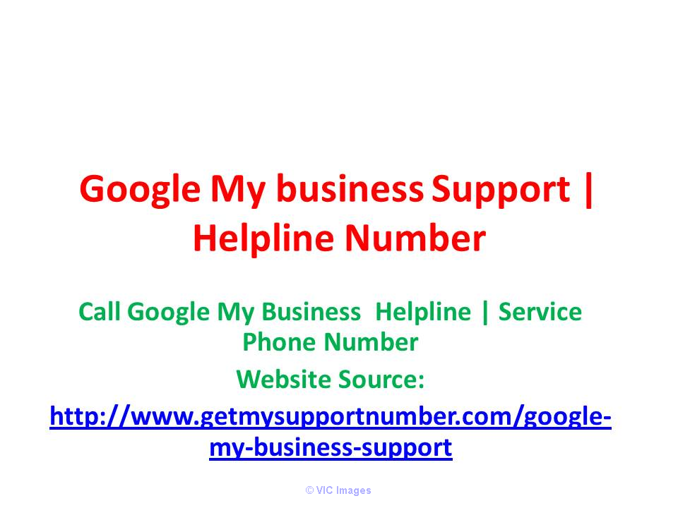 Verify Business with Google My Business Support Number losangeles